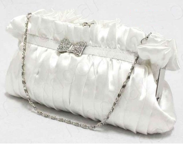 0b699a005f Dámska biela kabelka IVORY